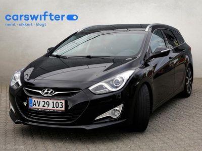 brugt Hyundai i40 1,7 CRDi Comfort 115HK Stc 6g