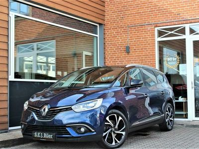 brugt Renault Grand Scénic 1,5 Energy DCI Bose EDC 110HK 7g Aut. A+