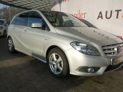 brugt Mercedes B180 1,8 CDI BlueEfficiency 109HK Van 6g
