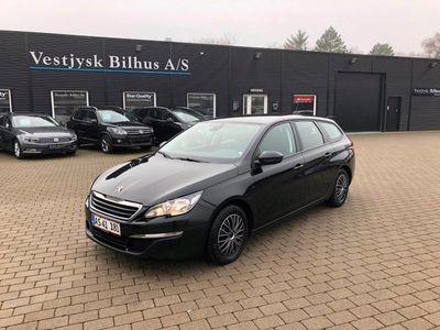 second-hand Peugeot 308 1,6 BlueHDi 120 Active SW