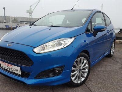 brugt Ford Fiesta 1,0 EcoBoost Sport Start/Stop 125HK 3d