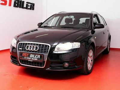 brugt Audi A4 2,0 TDi 140 S-line Avant Multitr.