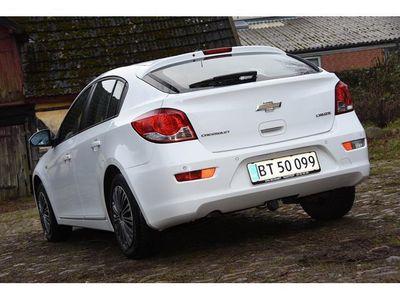 brugt Chevrolet Cruze 1,8 LTZ TOP MODEL MED 1,8I 141 HK