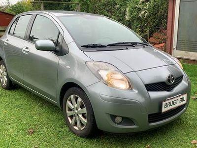 brugt Toyota Yaris Yaris 1,41,4 D-4D T4 5d