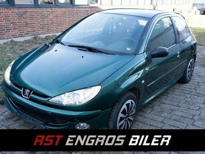brugt Peugeot 206 1,6 XT