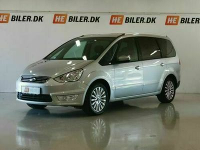 brugt Ford Galaxy TDCi 163 Collection