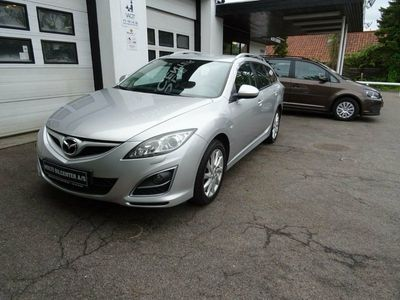 gebraucht Mazda 6 2,0 Premium stc.