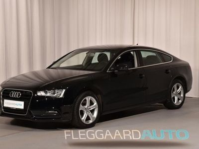 brugt Audi A5 Sportback 1,8 TFSI Multitr. 177HK 5d 8g Trinl. Gear
