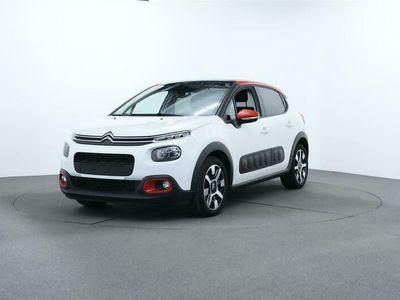 brugt Citroën C3 1,2 PureTech VTR Sport EAT6 start/stop 110HK 5d 6g Aut. A+