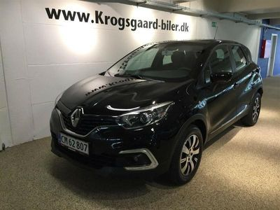 brugt Renault Captur 0,9 Energy TCe Zen+ 90HK 5d