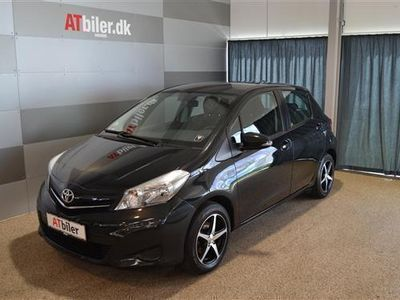 second-hand Toyota Yaris 1,3 VVT-I T2 Touch 100HK 5d 6g