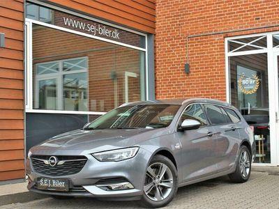 brugt Opel Insignia Sports Tourer 1,6 CDTI Dynamic Start/Stop 136HK Stc 6g Aut. B
