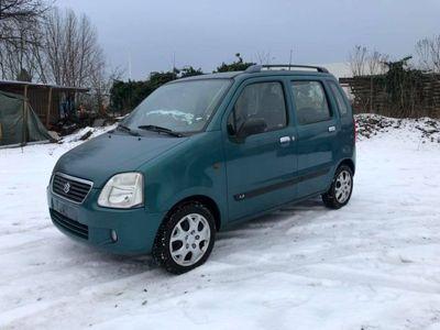 brugt Suzuki Wagon R 1,3 GLS