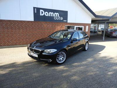 käytetty BMW 520 2,0 D Touring MX11 Sport Line 184HK st.car aut