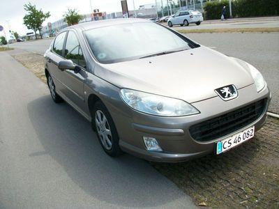 brugt Peugeot 407 2,0 SR