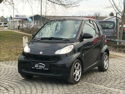 brugt Smart ForTwo Coupé 0,8 CDi 45 Passion aut.