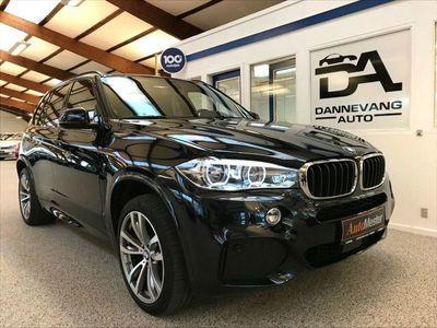 brugt BMW X5 xDrive30d M-Sport aut. 7prs