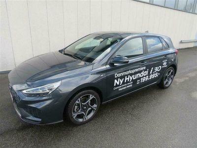 brugt Hyundai i30 1,0 T-GDI N-Line 120HK 5d 6g