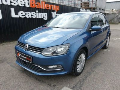 brugt VW Polo 1,2 TSi 90 Comfortline BMT
