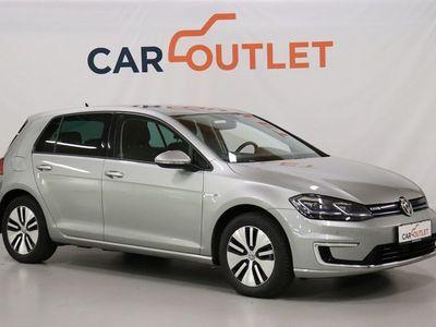 brugt VW e-Golf VII Comfortline