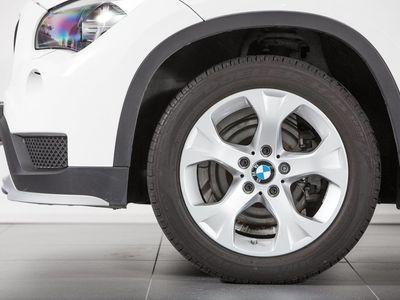 brugt BMW X1 sDrive18d aut.