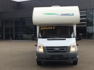 brugt Ford Transit 2,2 TDCi Chausson Flash 04 140HK 3d 6g