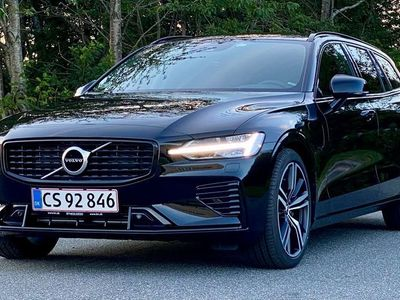 brugt Volvo V60 2,0 T6 340 R-design aut. AWD