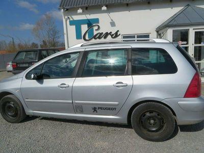 begagnad Peugeot 307 1,6 HDi 110 Airvan