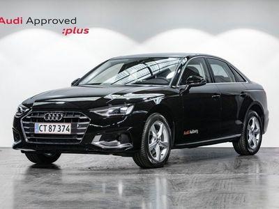 brugt Audi A4 35 TDi Advanced S-tr.