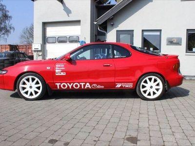 brugt Toyota Celica 2,0 16V GTI 156HK 3d
