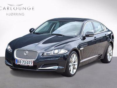käytetty Jaguar XF 3,0 D V6 Premium Luxury aut.