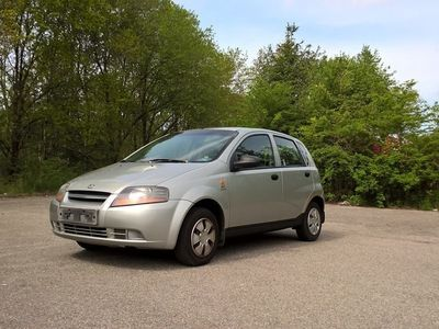 brugt Chevrolet Kalos 1,2 72HK Sedan