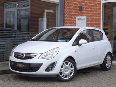 brugt Opel Corsa 1,4 Cosmo 101HK 5d