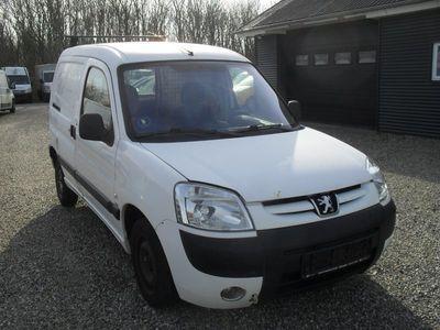 used Peugeot Partner 1,6 HDi 90