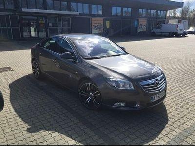 käytetty Opel Insignia 2,8 V6 4X4 AUT.