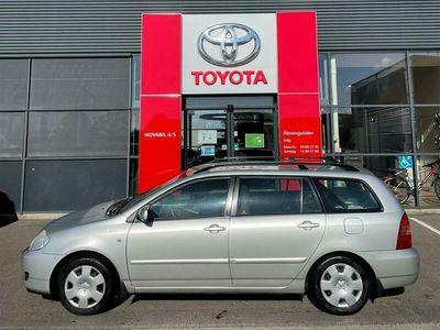 brugt Toyota Corolla 1,6 Linea Terra 110HK Stc D