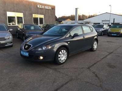 gebraucht Seat Leon 1,6 Reference 102HK 5d