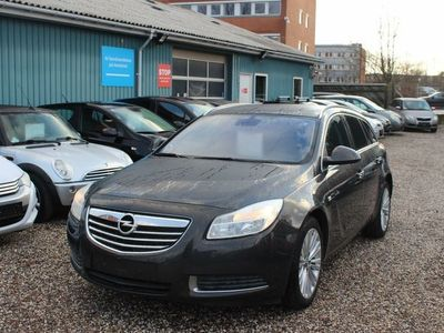 brugt Opel Insignia 2,0 T 250 Cosmo ST aut. 4x4