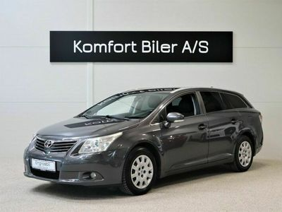 brugt Toyota Avensis D-4D T2 stc. 2,0