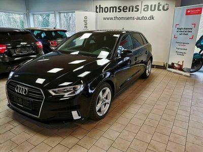 brugt Audi A3 Sportback 1,6 TDi 110 Sport