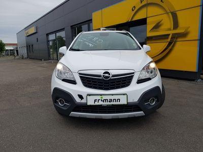 brugt Opel Mokka 1,7 CDTI Cosmo Start/Stop 130HK 5d 6g A