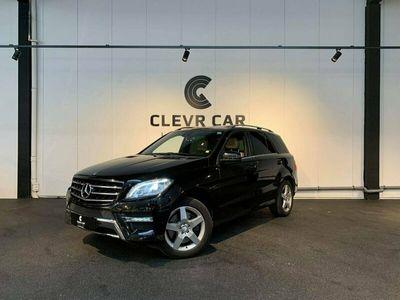brugt Mercedes ML350 ML350- 306 hk 4MATIC BlueEFFICIENCY G-TRONIC - 306 hk 4MATIC BlueEFFICIENCY G-TRONIC