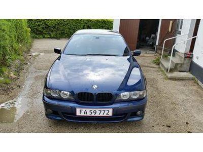 brugt BMW 540 4,4 E39 sedan
