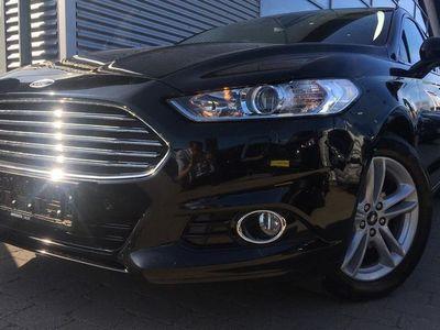 used Ford Mondeo 2,0 TDCi Titanium Powershift 180HK 5d 6g Aut.