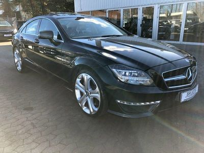 second-hand Mercedes CLS63 AMG 5,5 AMG Performance aut.