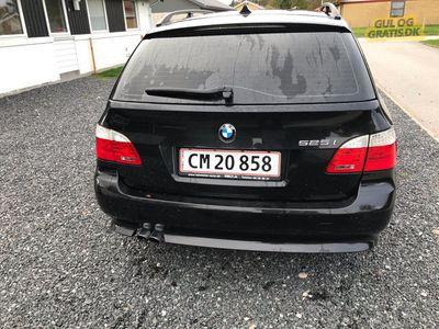 brugt BMW 525 i 3,0 touring årg 2009