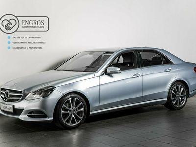 brugt Mercedes E220 2 CDi Avantgarde aut.