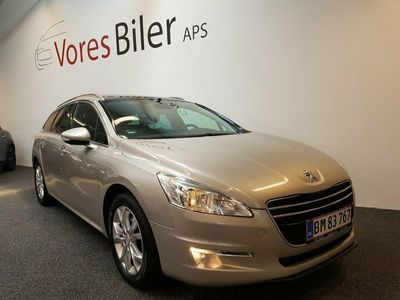 second-hand Peugeot 508 2,0 HDi 163 Allure SW aut.