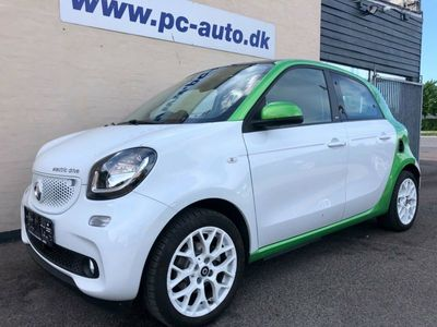 brugt Smart ForFour Electric Drive Electric Drive