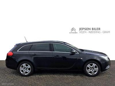 brugt Opel Insignia Sports Tourer 2,0 CDTI DPF Edition 130HK Stc 6g